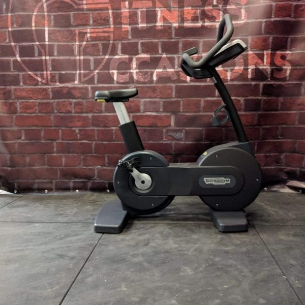 Technogym Excite New Bike Black Image
