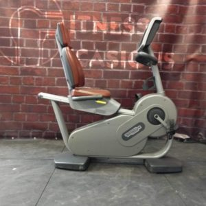 Technogym Excite Recline Silver