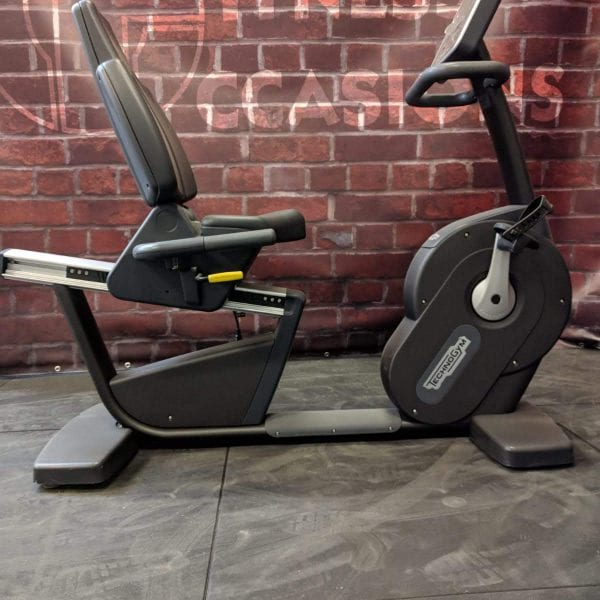 Technogym Forma Recline Black Image