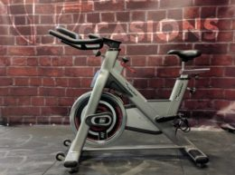 Spin bikes